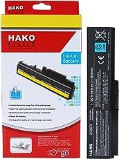 Hako Toshiba Satellite C640 6 Cell Laptop Battery Black