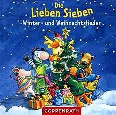 Die Lieben Sieben. Winter- und Weihnachtslieder (CD)