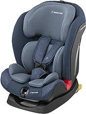 Maxi-Cosi Titan Kindersitz, 9-36 kg mit Isofix (Gruppe 1/2/3), mitwachsender Kinderautositz 123 mit Schlafposition