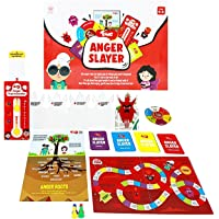 Toiing Anger Slayer- Kids Anger Slayer Board Game Kit  Fun Board Game with Learning Tools Unique Birthday Gift for Kids…