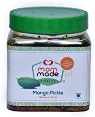 Mom Made Pickles Mango Pickle - 500 gm