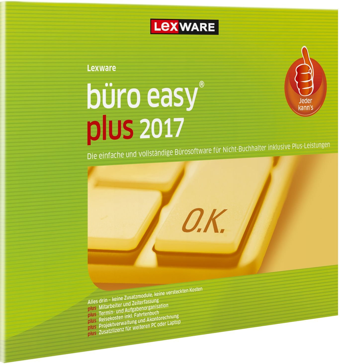 Lexware büro easy plus 2017