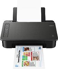 Canon Pixma TS307 Single Function Wireless Inkjet Colour Printer (Black)