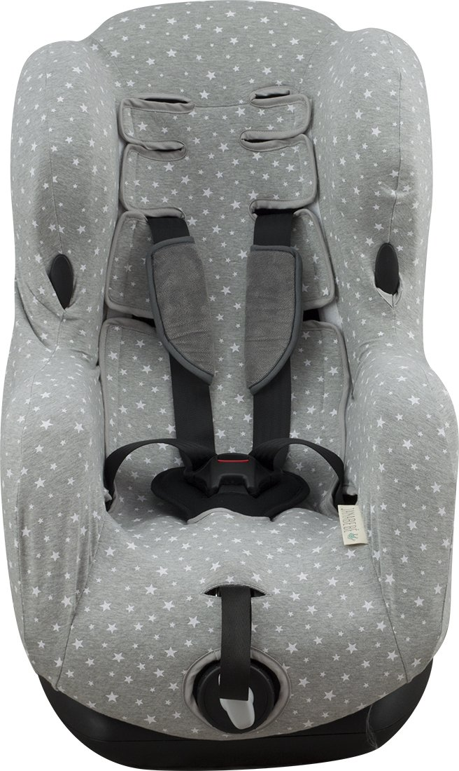 Custodia per bébé Confort Iseos Neo con rinforzo centrale White Star Janabebe®