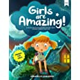 GIRLS ARE AMAZING: A Collection of Short Stories for Girls about Courage, Strength and Love - Present for Girls