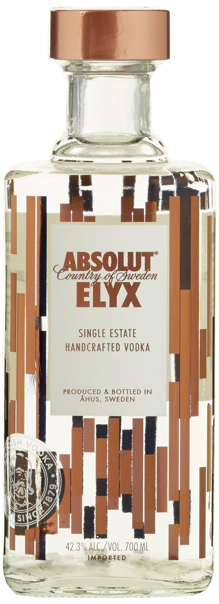 Absolut-Elyx-Wodka