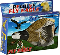 Fly eagle flying eagle toy revolving eagle battery operated.