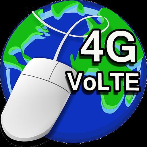 4G VoLTE Browser -