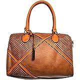 Khadim's Women Brown Handbag - UK One Size