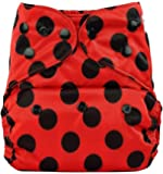 Bumberry Pocket Diaper and 1 Microfiber Insert (Multicolor)