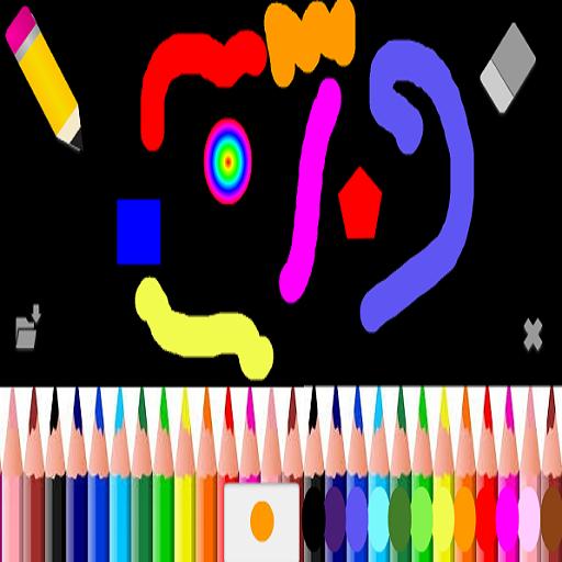 kids-shape-paint-drawing-pad-for-children-bright-colours-save-option-