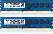 DDR3 PC3 8500 12800 PC3 12800U 8GB