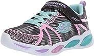 Skechers Kız Çocuk Shimmer Beams-Sporty Glow Sneaker