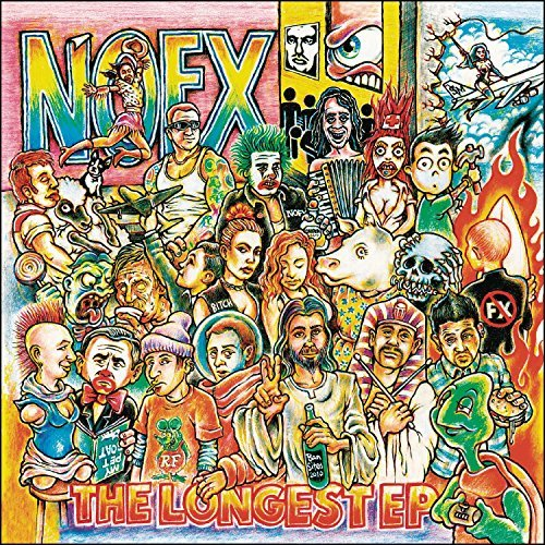 The Longest EP by NOFX (2010-08-17)