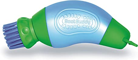 The Boot Buddy - The newest, fastest and simplest way to clean your muddy footwear will clean your muddy footwear in...