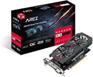 ASUS Radeon AREZ RX 560 OC Edition 2GB EVO GDDR5 128BIT DVI HDMI DP Ekran Kartı
