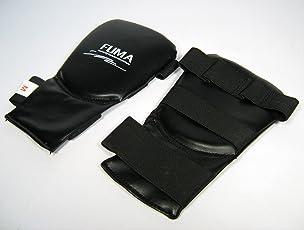 WT Handschützer, schwarz (S)