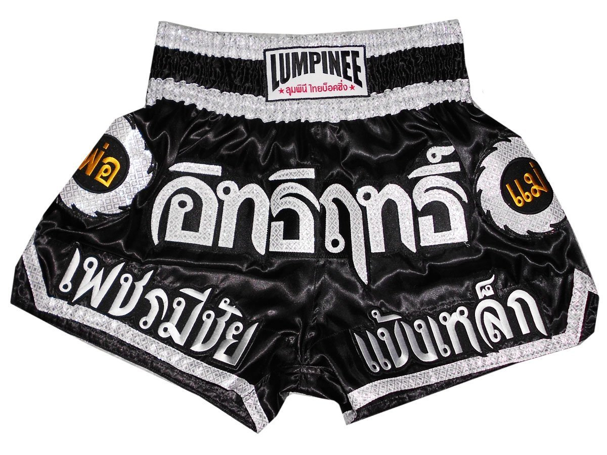 Lumpinee Muay Thai Kick Boxing Shorts : LUM-002 Size XL