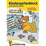 Kindergartenblock - Das kann ich schon! ab 4 Jahre, A5-Block: 620