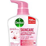 Dettol Skincare Showergel & Bodywash Liquid for effective Germ Protection & Personal Hygiene (protects against 100 illness ca
