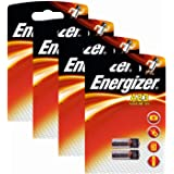 Energizer 629564SET originele speciale batterij alkali mangaan A23 (12 volt, 4x 2 stuks)
