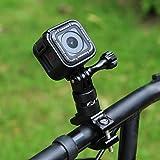 PULUZ 360Degree rotación Bicicleta Manillar de Aluminio Adaptador de Montaje con Tornillo para GoPro sesión Hero5/5/4sesion