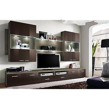 LUKA - Modern set - TV Table - Entertainment Unit - TV