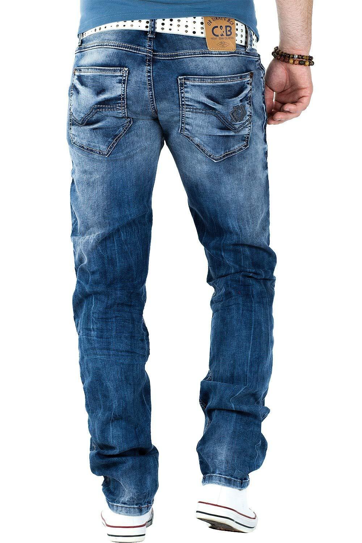Cipo & Baxx Jeans – Straight – Uomo