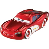 Disney Cars Pixar Die Cast Cruisin Lighting McQueen Vehicle, Red