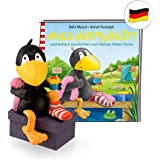 tonies Hörfigur Rabe Socke für Die Toniebox: Alles vermurkst Figura auditiva, Color ¡Todo lo murciélago (Boxine GmbH 01-0035)