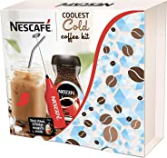 Nescafe Classic Coolest Cold Coffee Kit, 100 g