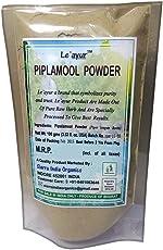 Le'ayur Piplamool (Piper longum Root) Powder, 100 Gms