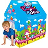 Webby Kids Candy Shop Play Tent House