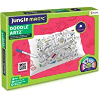 Jungle Magic Doodle Artz Seasons