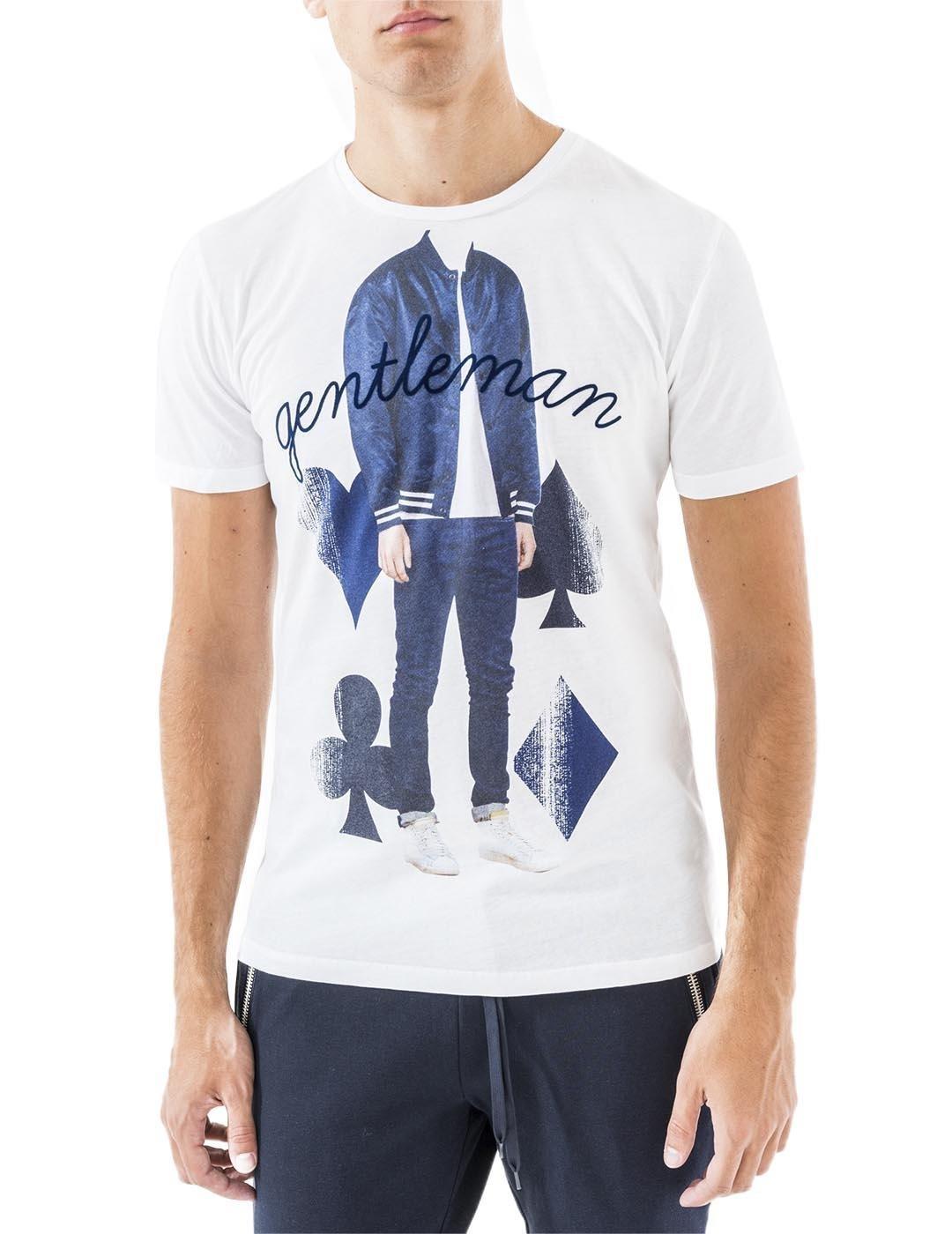 Antony Morato Camiseta Hombre Gentleman