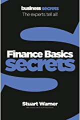 Finance Basics (Collins Business Secrets) Kindle Edition