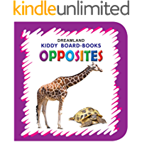 Kiddy Board Book - Opposites