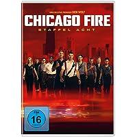 Chicago Fire - Staffel acht [6 DVDs]