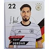 REWE EM 2016 DFB Sammelkarte 26 Julian Draxler
