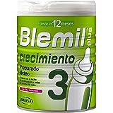 Blemil Plus - Crecimiento 3, Leche de Continuación, Preparado Lácteo, 800 gr