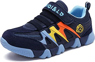 Boys' Girl's Trainers Kids Sports Running Shoes Breathable Lightweight Sneakers Casual Walking Shoes Outdoor (Toddler/Little Kid/Big Kid)