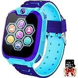 Orologio Intelligente Bambini con 7 Giochi - Musica MP3 Smartwatch Bambini, Orologio Intelligente Bambini con Telefono…