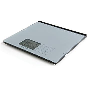 SALTER 1406 SVDR Nutri Weigh Slim Waage mit Diätcomputer