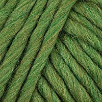 Lana Grossa Ragazza Lei 043 Grün/Oliv meliert 50g Wolle