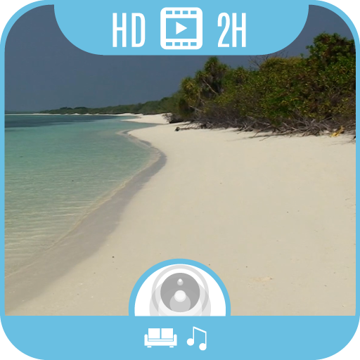 Ocean Lounge HD Deluxe [2+ hours video & music]