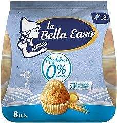 La Bella Easo Magdalenas, Pack de 8