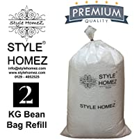 Style Homez 2 Kg Premium Bean Bag Refill for Bean Bags