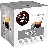 Nescafé Dolce Gusto Espresso Barista - Café - 16 Capsules (1 boîte x 16)