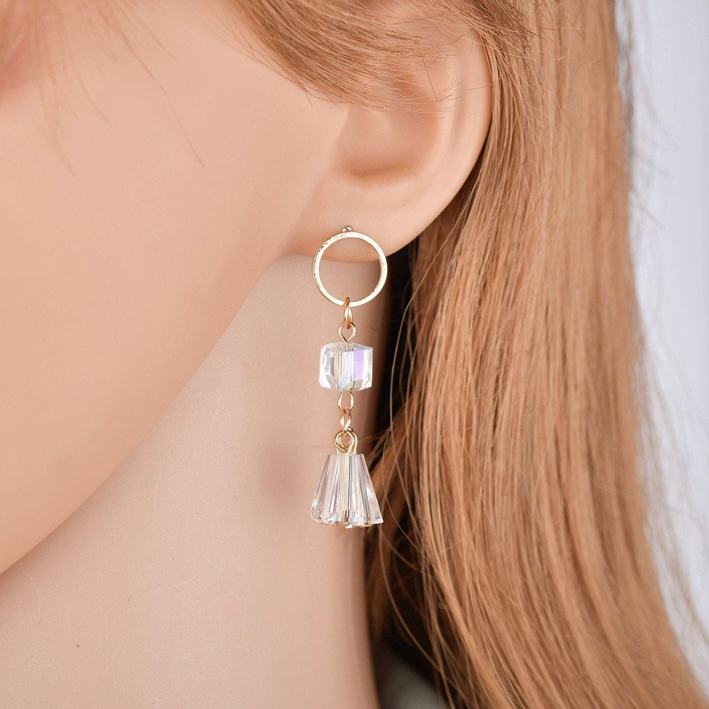 Women'S Elegant Earings,Beautytop Crystal Earrings Ear Studs For Women,Ladies Earrings Sale Clearance,Drop Stud Earrings,Gifts For Women Under 5 Pounds,Jewellery Sets,Mothers Day Gift