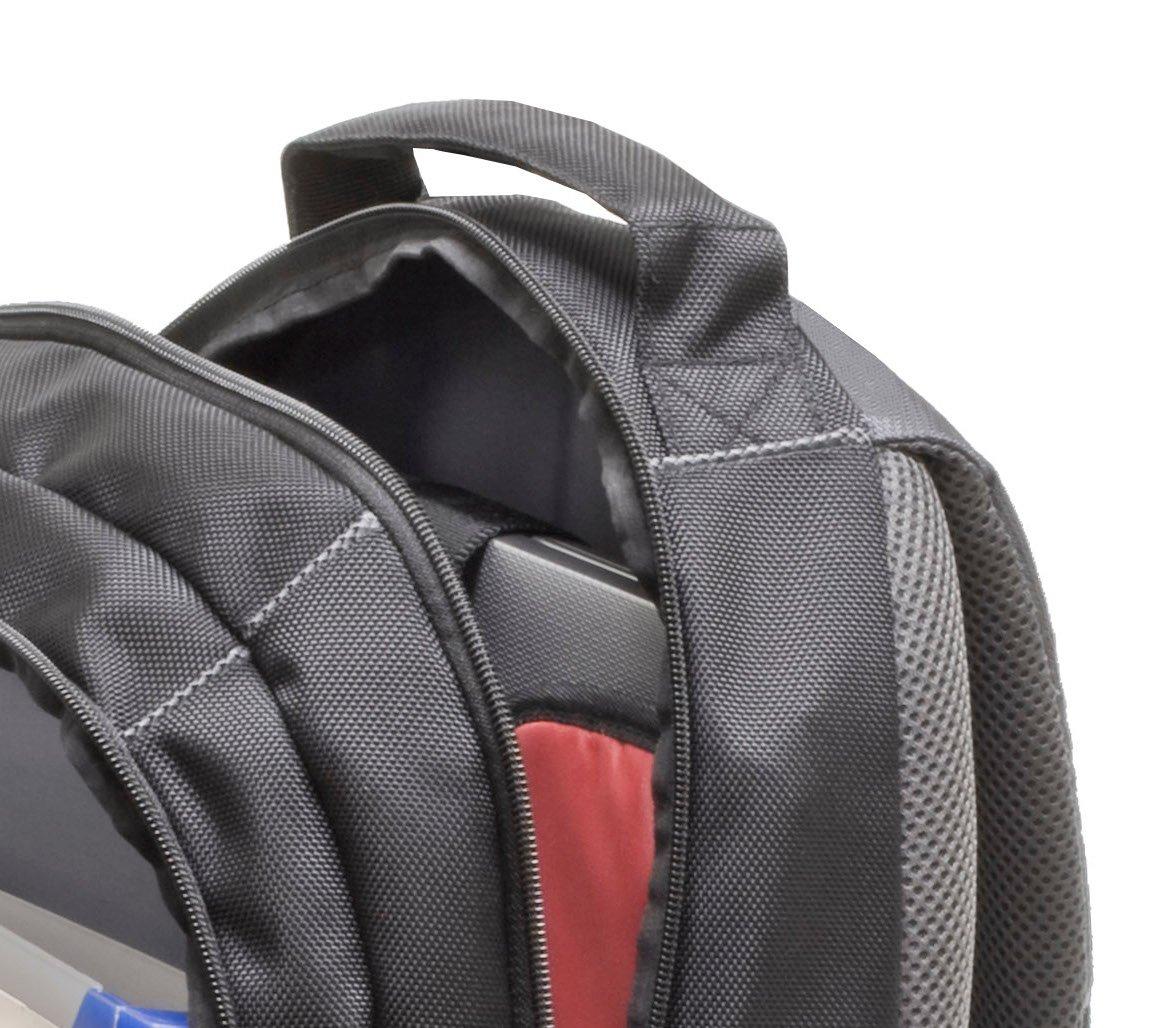 Wenger WA-7382-14 – Mochila para Ordenador portátil de hasta 16″, Negro